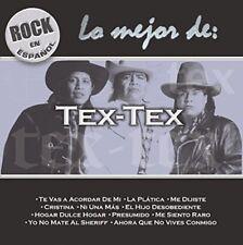 Tex Tex Rock En Espanol - Lo Mejor De  CD New