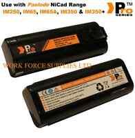 2 x batteries for IM350 Paslode Cordless nailer - 6v NiMH
