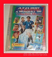 Album Panini CARDS AZZURRI AVVERSARI MONDIALI 98 Nuovo