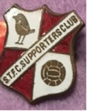 Swindon Town FC Supporters Club enamel lapel badge