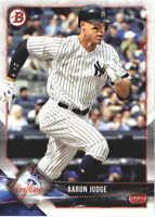 2018 Bowman Aaron Judge #24 - New York Yankees