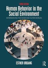 HUMAN BEHAVIOR IN THE SOCIAL ENVIRONMENT - URDANG, ESTHER - msw PAPERBACK BOOK