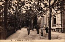 CPA Vichy Entrée du Casino (682784)