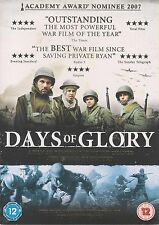 DAYS OF GLORY - The True Story of World War 2's Forgotten Heroes (DVD 2007)
