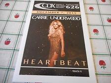 Carrie Underwood Eric Church Ray Price Sarabeth 2015 DJ CD
