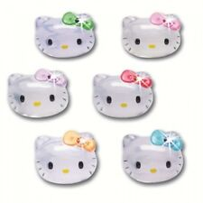HELLO KITTY COLLECTABLE SPARKLE RINGS - NEW