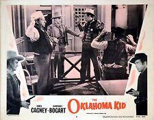 OKLAHOMA KID 1939 James Cagney Humphrey Bogart LOBBY CARD #6