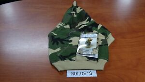 Casual Canine camo hoodie assorted sizes & colors SKSD98 DS227 B4