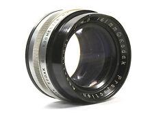 Vintage KODAK PROJECTION ANASTIGMAT 161mm f/4.5