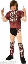 "WWE Daniel Bryan ""YES! YES! YES! Muscle Costume Sz 8 M New 7 8 Halloween"