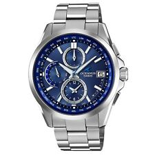 Casio OCEANUS OCW-T2600-2A2JF Titanium Tough Solar Radio Multiband 6 Men's Watch