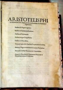 De secretis secretorum ad Alexandrum, opuscolum. Eiusdem de regum reginine; de s
