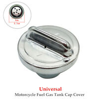 1PC Universal Modified Motorcycle Bike Fuel Gas Tank Cap Cover Case