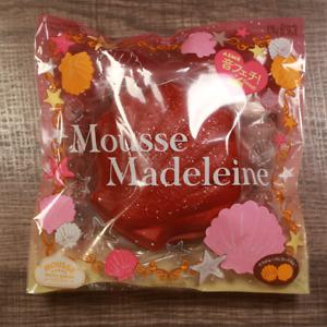 iBloom Mousse Madeleine Chocolate Squishy