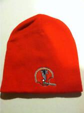 Atlanta Falcons Skull Beanie Cuffless Knit Hat