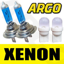 H7 499 Xenón Blanco 55w Bombillas Para Faros Frontales PIAGGIO-VESPA BEVERLY