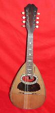 Rare ancienne mandoline (Mandolin)  « Giuseppe Manfredi » à restaurer