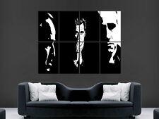 Il PADRINO TV Movie classico di culto muro poster ART PICTURE PRINT LARGE