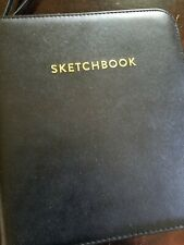 Sketchbook Binder