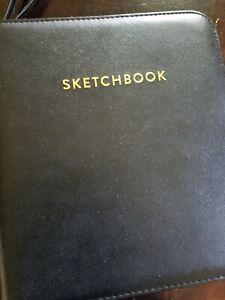 Sketchbook Binder