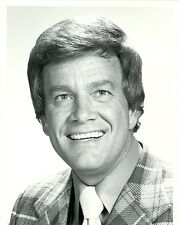 WINK MARTINDALE SMILING PORTRAIT NEW TIC TAC DOUGH GAME SHOW 1978 CBS TV PHOTO