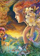 MASTERPIECES JOSEPHINE WALL COLLECTOR TIN JIGSAW PUZZLE RANDOM 1000 PCS #71415