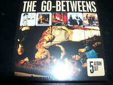 The Go Betweens 5 Album Australia CD Set Tallulah Send Me A Lullaby Spring Hill