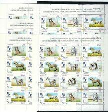 España.Año 1998.Exposición Mundial de Filatelia.España 2000./10 Minipliegos