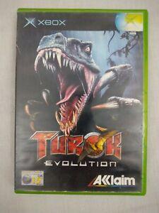 Turok Evolution Xbox Game