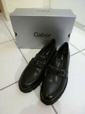Neu Gabor Klassische Slipper 5745550 für Damen schwarz