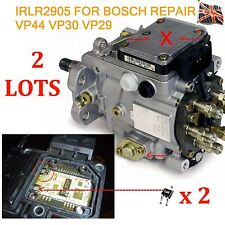 2 BOSCH VP44 VP30 VP29 pompa di iniezione riparazione a transistor - 2905 FIAT FORD BMW