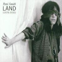 "PATTI SMITH ""LAND (1975-2002)"" 2 CD NEUWARE"