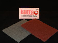Butta Rub-on Ski & Snowboard Wax 200g + Free Structure Pads & Preparation Guide