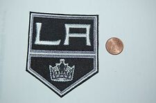 """Los Angeles Kings 3 1/2"""" Patch 2011-PRESENT Primary Logo Hockey"""