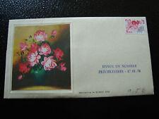 FRANCE - pli thiaude 17/01/1978 (cy13) french