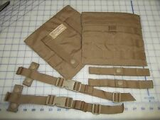 side pouches cummerbund accessories eagle ind. coyote tan kit set pocket admin