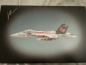 """✈️Brick Veteran F/A-18E Super Hornet """"VFA-14 Tophatters"""" Brand new sold out ✈️"""