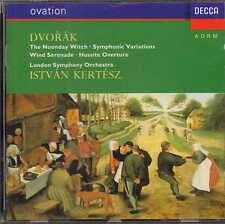 ovation - dvorak - london symphony orchestra .istvan kertesz .  cd