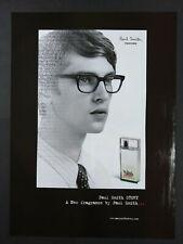 Paul Smith Story - Fragrance for Men - Magazine Advert #B3972