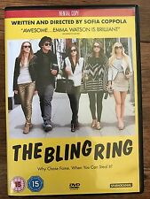 The Bling Anillo ~ 2013 Beverly Hills adolescente Ladrona Drama GB Alquiler Dvd