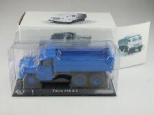 Atlas Ixo 1/43 Tatra 148 S3 Kipper Tschechoslovakai DDR Zivil Truck  Box 515696