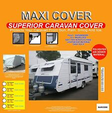 CARAVAN COVER 16-18FT HEAVY DUTY UV AND WATERPROOF