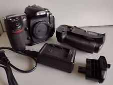 Nikon D300 12.3 MP with grip, Charger, 16gb card, and Battery - lot
