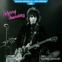 Johnny Thunders - Madrid Memory (NEW CD+DVD)