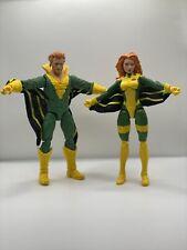 Marvel Legends Custom Banshee and Siryn