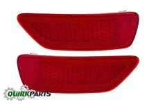 Cherokee Compass Patriot Journey REAR LEFT & RIGHT SIDE BUMPER REFLECTOR MOPAR