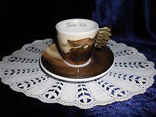 Thun Club 1 caffé al volo Espressotasse 2005 Goldener Flügelhenkel ( Nr. 3 )