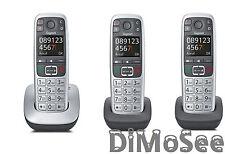 Gigaset E560 Schnurlos DECT Telefon