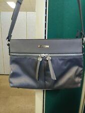 Water-Resistant Nylon Jet Setter Crossbody Handbag By Simply Noelle NWOT