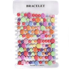 12 x PARTY BAG Fillers Bracelets Gifts favours Filler Princess Jewellery 12Psh